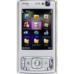 n, Nokia, Series Icon