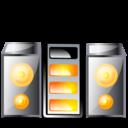Audio, Level Icon