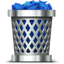 Bin, Recycle, Trash Icon