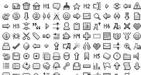 Mini Icons 2 Icons