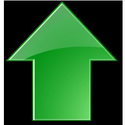 Index, Stock, Up Icon