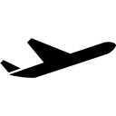 Airliner, Airplane, Aviation, Fly, Jet, Tourism, Travel Icon
