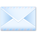 e, Email, Envelope, Letter, Mail, Post Icon