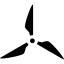 Propeller, Windmill Icon