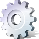 Cog, Gear, Settings Icon