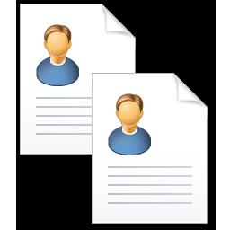 Copy, Documents Icon