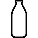 Bottle, Empty Icon