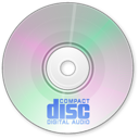 Audio, Cd, Disc Icon