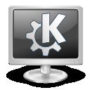 k, Monitor, Screen Icon