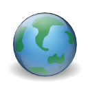 Browser, Earth, Internet, World Icon