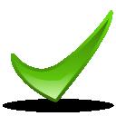 Accept, Accord, Check, Correct, Green, Ok, Success, True, Yes Icon