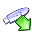 Mount, Usbpendrive Icon