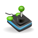 Computer, Game, Joystick Icon