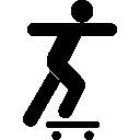Board, Skate, Skater, Sport Icon