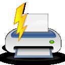 File, Print, Quick Icon