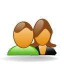 Female, Forum, Male, Users Icon