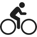 Bike, Cycle Icon