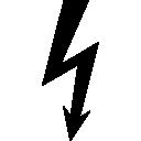 Lightning, Power Icon