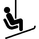 Lift, Ski Icon