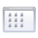Folders, Window Icon