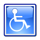 Access, Wheelchair Icon