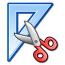 Design, Measure, Ruler, Scissors, Triangle Icon