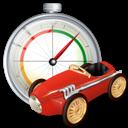Car, Performance, Speed, Transportation Icon