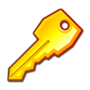 Key, Pass, Password, Secure Icon
