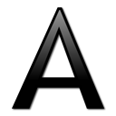Font, Letter Icon