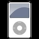 5g, Ipod, White Icon
