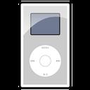 Ipod, Mini, Silver Icon