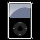 Black, Classic, Ipod Icon