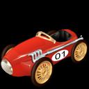 Car, Racing, Toy, Transportation Icon