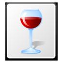 Alcohol, Exec, Wine Icon