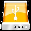 Disk, Usb Icon