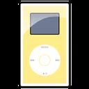 Gold, Ipod, Mini Icon