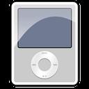 3g, Ipod, Nano, Silver Icon