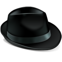 Clothes, Hat Icon