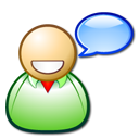 Board, Chat, Dicussion, Forum, Happy, References, Talk, User Icon