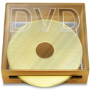 Box, Dvd Icon