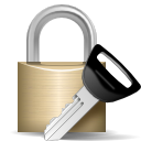 Cryptography, Desktop, Preferences Icon