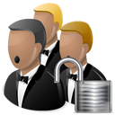 Network, Unlock Icon