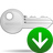 Import, Kgpg Icon