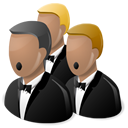 Choir, Group, Music, Sing, Song Icon