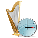 Clock, Recyclebin Icon