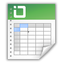 Application, Excel, Vnd.Ms Icon