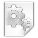 Advanced, Makefile, Options, Settings, Setup, Text, x Icon