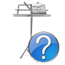 Help, Mydocuments Icon