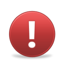 Alert, Exclamation, Warning Icon