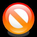 Adblock, Disallow, Stop Icon